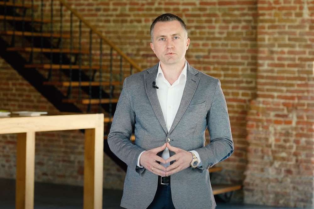Alexander Varvarenko, CEO & Founder of Shipnext