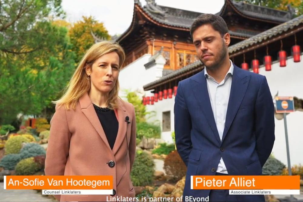 An-Sofie Van Hootegem and Pieter Alliet