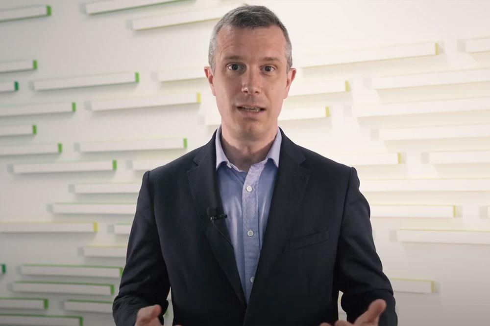 Benoît van den Hove from Euronext