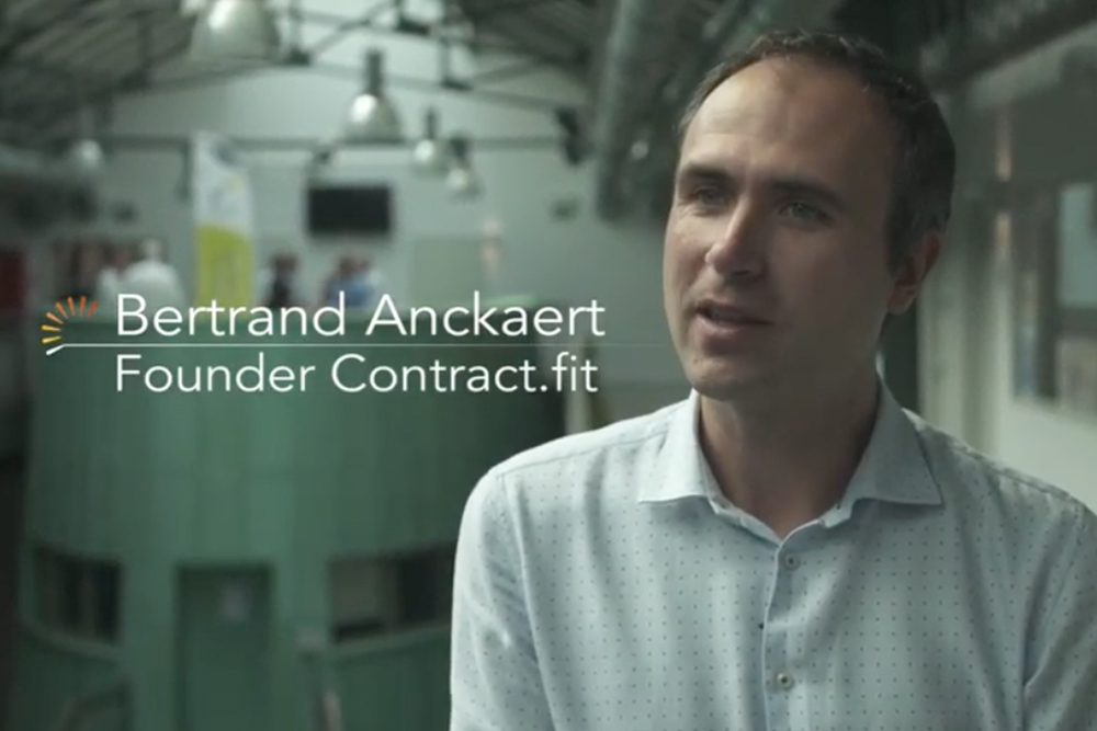 Bertrand Anckaert - Founder Contract.Fit
