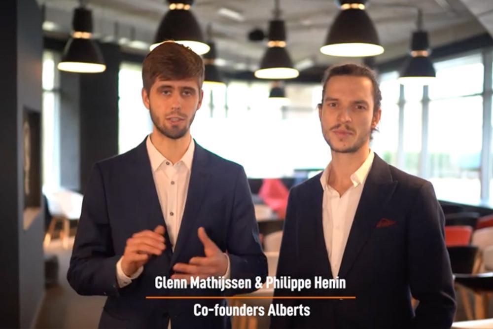 Glenn Mathijssen & Philippe Henin