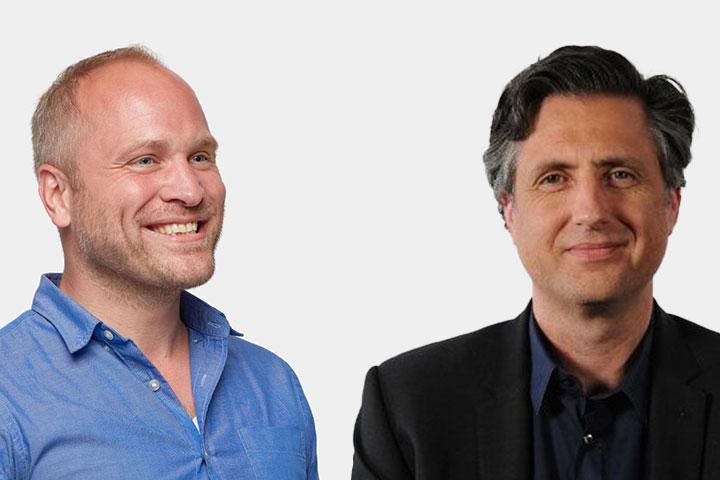 Stijn Christiaens & Benny Verhaeghe